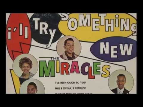 THE MIRACLES - WHAT'S SO GOOD ABOUT GOOD BY - LP I'LL TRY SOMETHING NEW - TAMLA 230 mp3