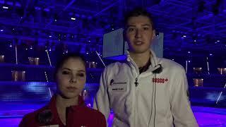 Анастасия Мишина Александр Галлямов Финал Гран при Турин 2019