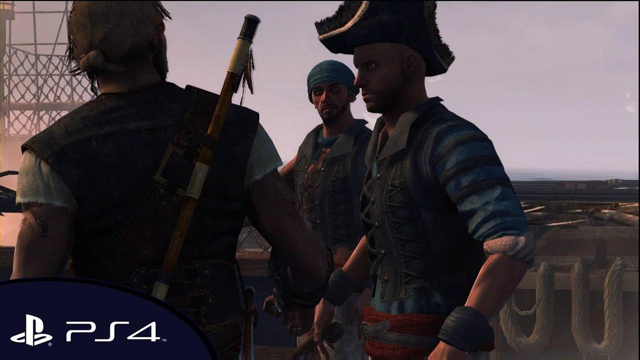 PS3/PS4: Assassins Creed IV: Black Flag - Under the Black