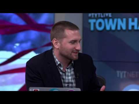 MSNBC Nevada Democratic Town Hall: The Young Turks Summary