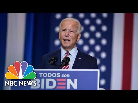 Live: Biden Delivers Remarks On Development And Distribution Of Covid-19 Vaccine   NBC News