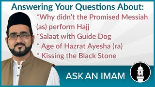 Philosophy of Hajj and Related Matters | Ask An Imam