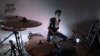 Asking Alexandria - The Death Of Me (full drum cover) HD