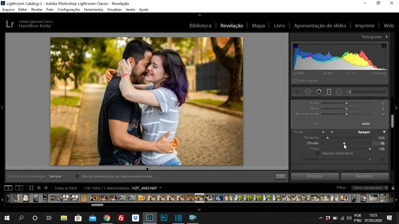 Preset: usar ou não usar em um ensaio fotográfico?