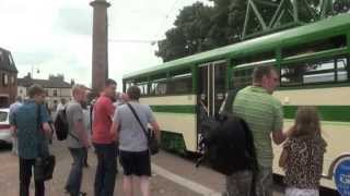 Blackpool Trams - Tram Sunday & FTS Tour 2013