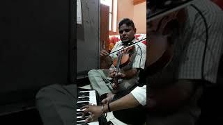 Zindahi Hai Bewafa Ek Zalak Violin Pe