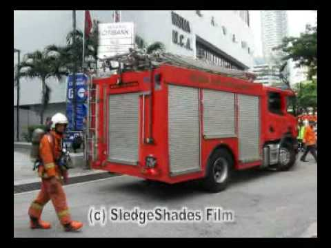 Fire and Rescue Department Malaysia Assets