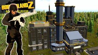 Shotgun Messiah Loot-A-Thon   7 Days to Die   Alpha 17 (BorderlandZ Mod MP) Gameplay   E02