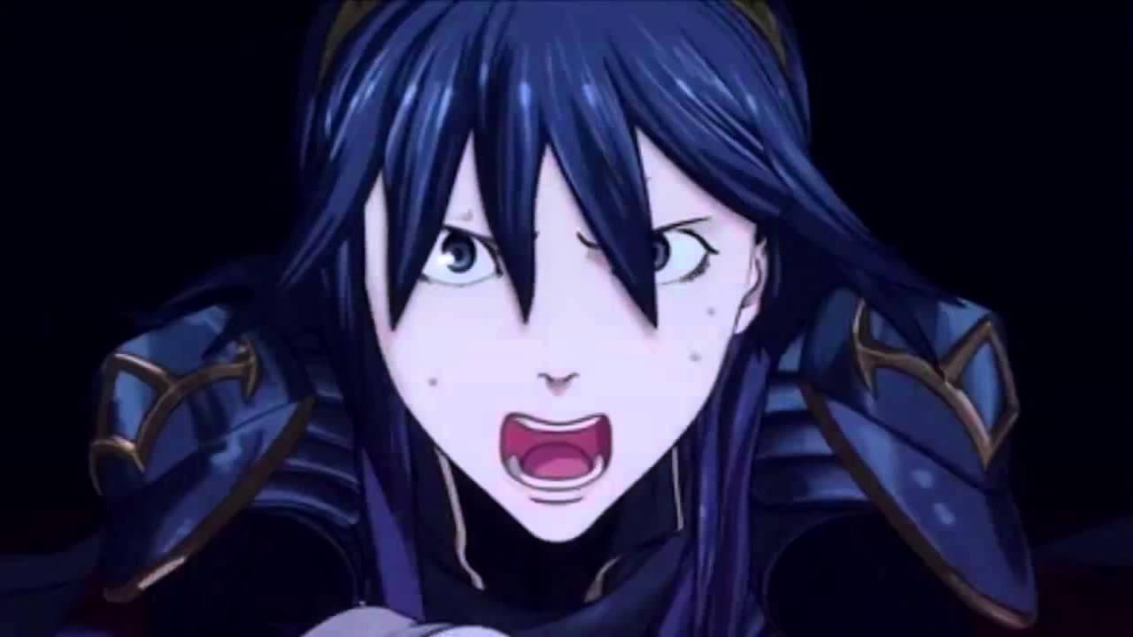 Lucina in Moonlight - Fire Emblem Awakening by