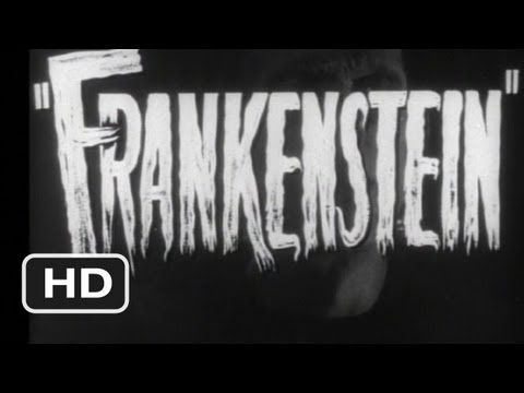 Trailer do filme Frankenstein