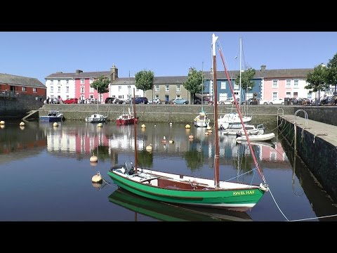 Aberaeron West Wales ~  on the hottest Day of the year 19/07/2016