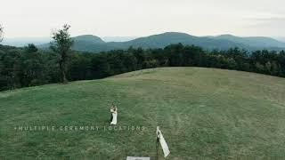 Cabin Heaven - Western North Carolina Wedding Venue
