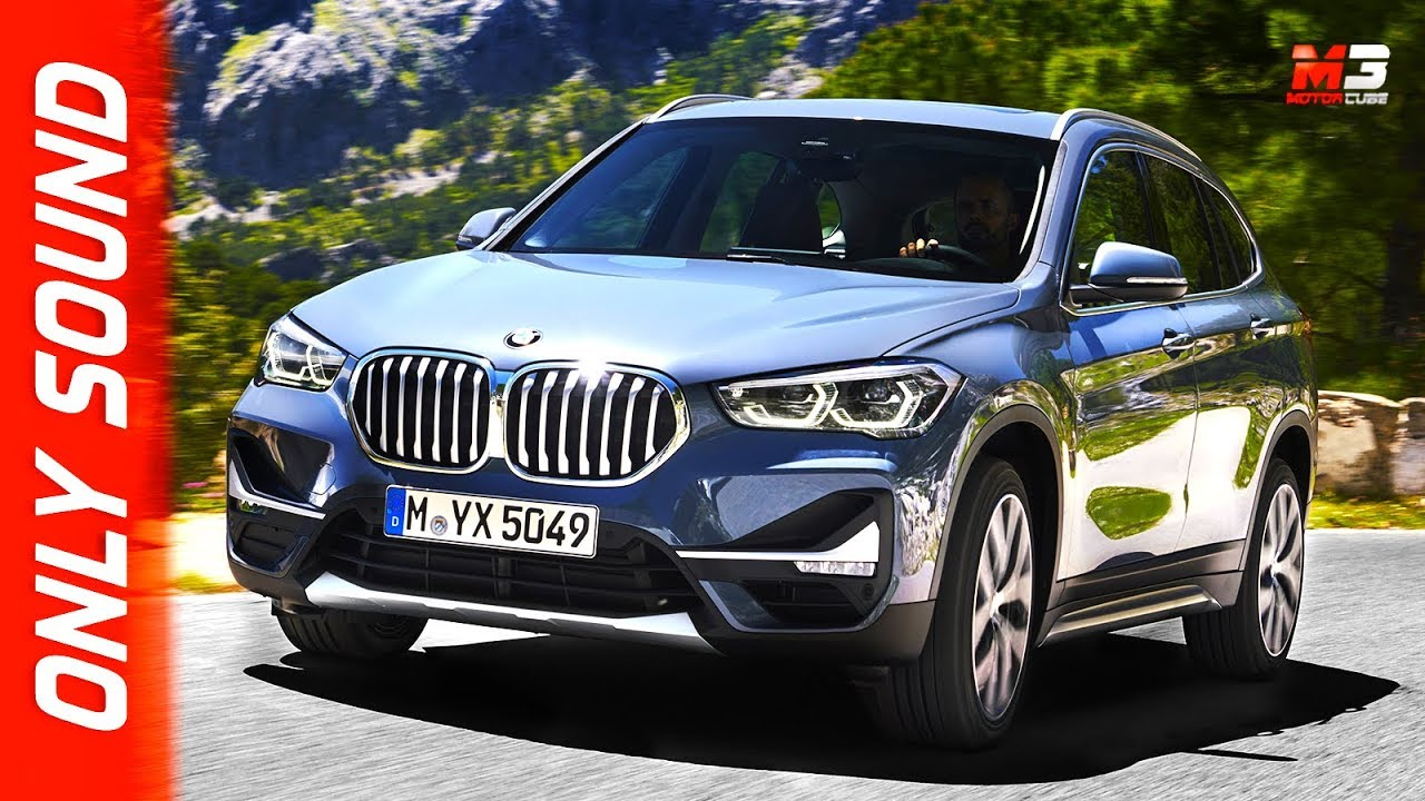 New Bmw X1 2019 First Test Drive Only Sound