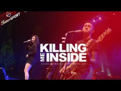 Killing Me Inside Live Tangerang 2016 Full Show