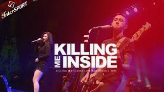 Video Killing Me Inside Live Tangerang 2016 Full Show download MP3, 3GP, MP4, WEBM, AVI, FLV Maret 2018