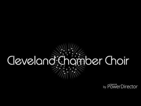 "Cleveland Chamber Choir performs The Beatles' ""Yesterday"" arr. Bob Chilcott"