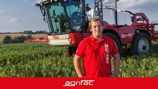 agrifac condor user experience matthews united kingdom