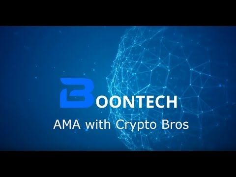 AMA with Crypto Brothers
