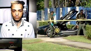 Rapper XXXTentacion Dead At 20 After Shooting In Florida.