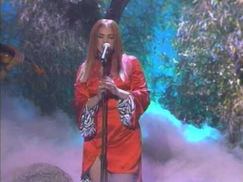 Faith Evans - I Love You (Live) (2002)