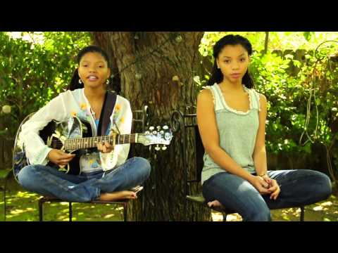 Heartbreaker - Justin Bieber - Chloe and Halle COVER