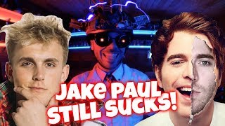 Jake Paul is Manipulating Shane Dawson (Nerd City and PewdiePie Reaction)