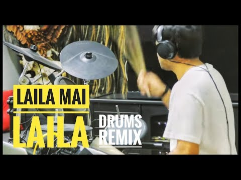 Raees - Laila Mein Laila (Drum Cover)...