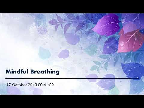 Mindful Breathing Amy Simpson Breathe Believe Achieve