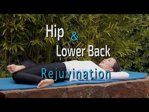 30 Minute Energy Yoga- Hip and Lower Back Rejuvenation