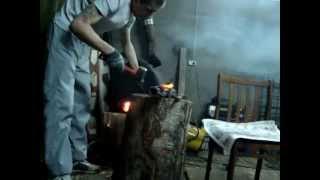 делаем кованую кровать. ручная ковка.киров(, 2013-03-11T15:33:43.000Z)