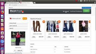 laravel Download Source code Olshop / E-Commerce