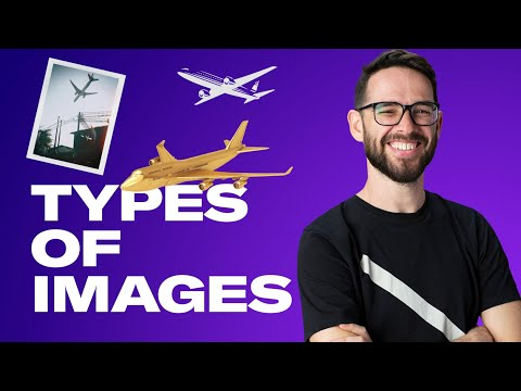 USING THE RIGHT IMAGE FOR YOUR WEB DESIGN: Free Web Design Course 2020 | Episode 5