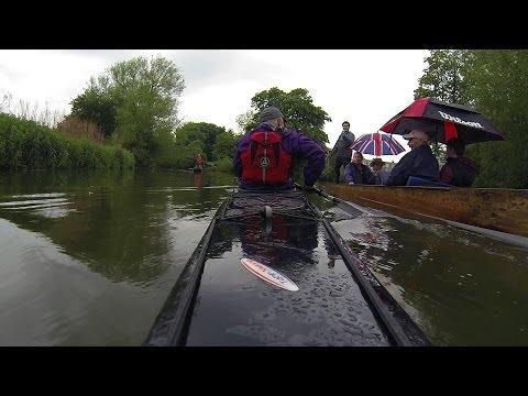 Oxford Kayak Tour 2014 - Rain Dance