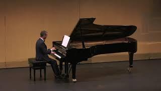 José Imhof. Recital de piano.