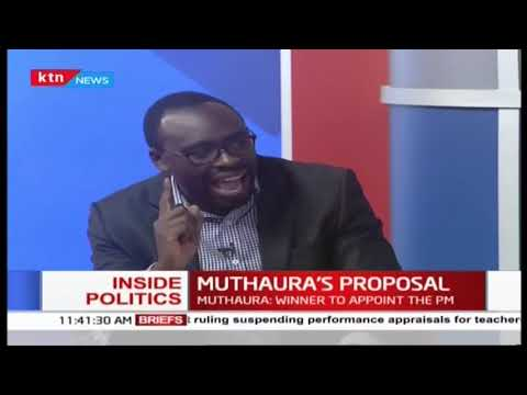 Inside Politics: Muthaura\'s proposal to achieve all-inclusive government