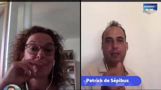 Interview de Shireen Pharaony par Patrick de Sépibus - Reiki et Soins énergétique