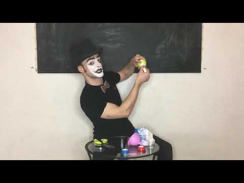 Мячи для жонглирования своими руками