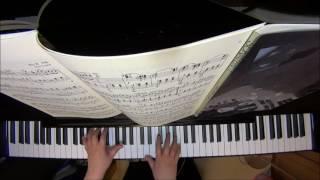 夜空の舞踏会(ピアノ曲集「音の星座」より)/湯山昭 ピアノ(ソロ) 中級
