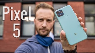 Pixel 5 Real-World Test (Camera Comparison, Battery Test, & Vlog)