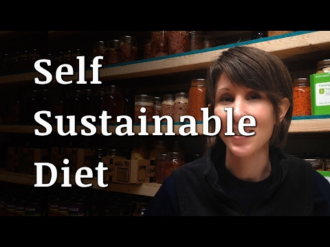The Self Sustainable Diet
