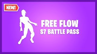 FORTNITE FREE FLOW DANCE EMOTE