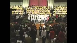 """The Blood Still Works"" FBCG Combined Mass Choir"