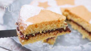 BIZCOCHO ESPONJOSO DE SABOYA CON NUTELLA