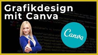 🆕 Grafikdesign mit Canva - OnlineDurchbruch.com