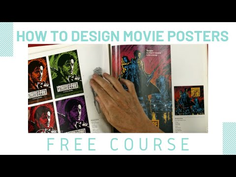 How To Design Movie Posters