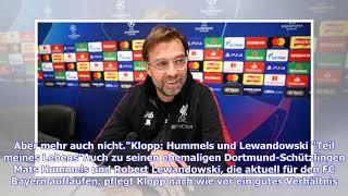 FC Bayern beim FC Liverpool: Jürgen Klopp warnt: Bayern München
