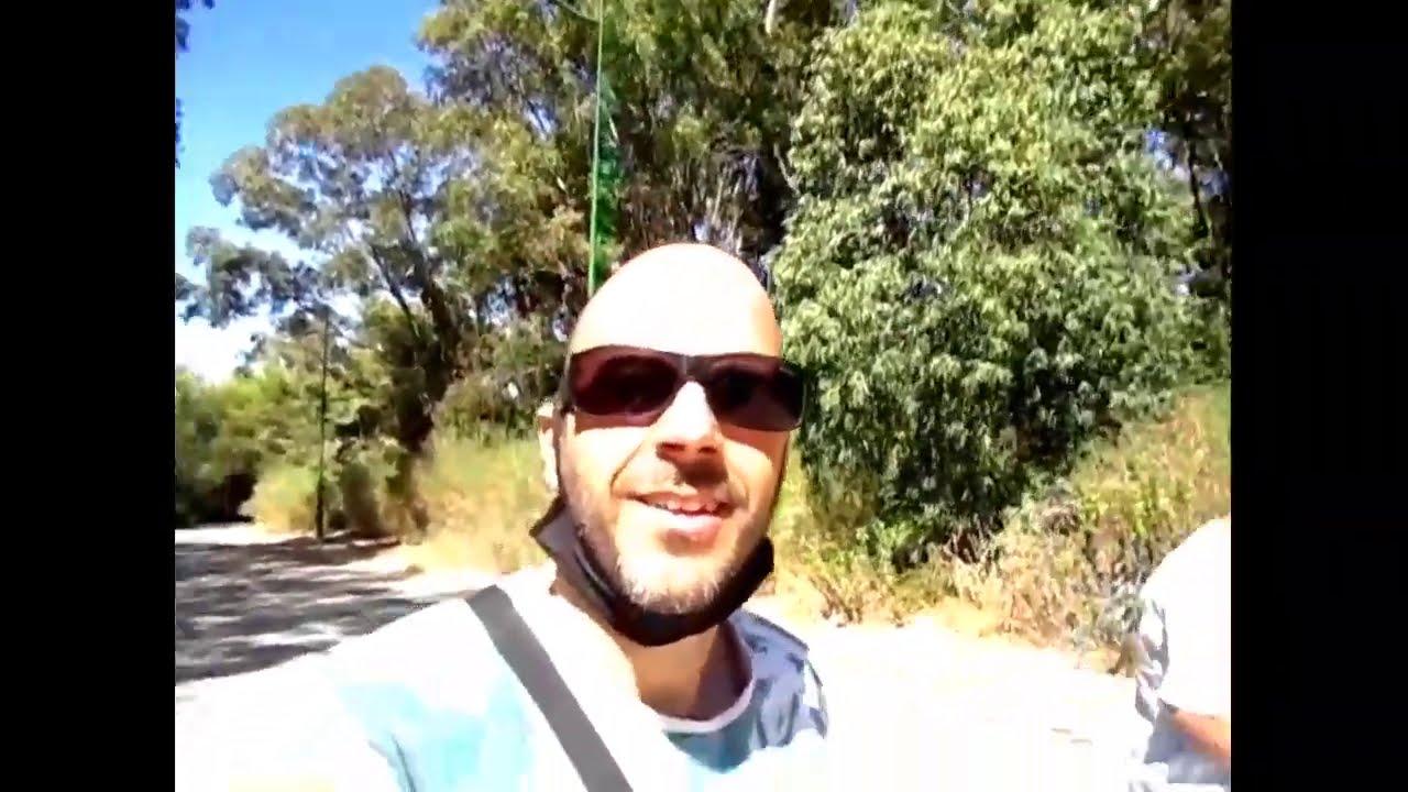 العودة للرميلات عبر غابة السلوقية  بعد الوصول للبحر الجزء 2 من المغامرة