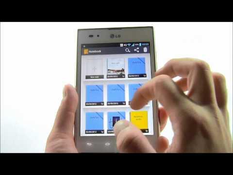[ Review ] : LG P895 Optimus Vu - Tegra 3 (พากย์ไทย)