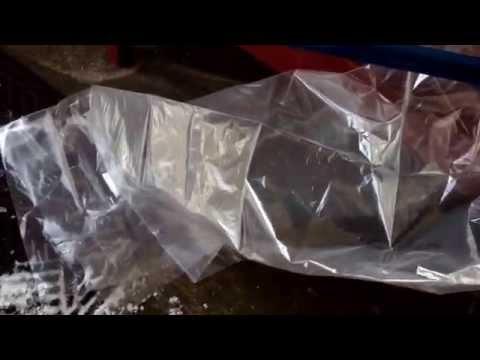 Revised DIY ROOF RAKE SCOOPER snow removal too FREE