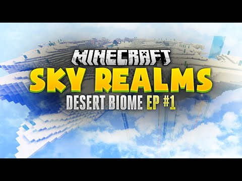 NEW SERIES PREMIERE - SKY REALM EP 1 - WELCOME BACK!